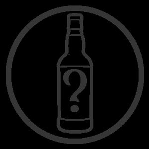 whiskyflasche
