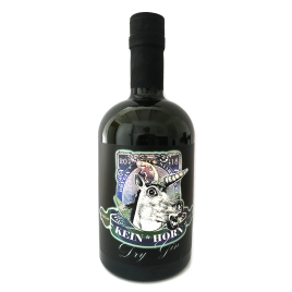 Kein Horn Dry Gin 0,5l