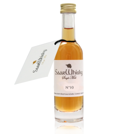 SaarWhisky's N°10 Sample 5 cl